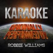 Puttin' On the Ritz (Karaoke Version) [Originally Performed By Robbie Williams]