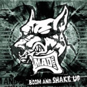 Boom and Shake Up - Single cover art