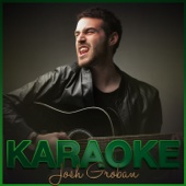 Galileo (In the Style of Josh Groban) [Karaoke Version]