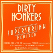 Superskrunk Remixed - EP cover art