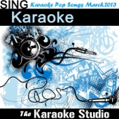 Suit & Tie (In the Style of Justin Timberlake and Jay Z) [Karaoke Version]