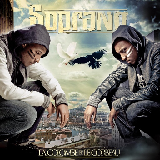 Sur la Lune (feat. Constantine Windaman) - Soprano & Method Man