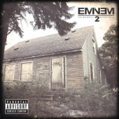 Eminem - The Marshall Mathers LP2  artwork