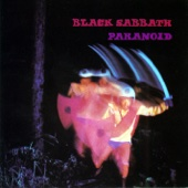 Paranoid - Black Sabbath Cover Art