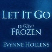 Let It Go Album Cover