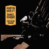 Martin Harley & Daniel Kimbro - Live at Southern Ground  artwork