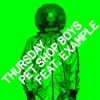 Thursday (Remixes) [feat. Example] - Single, Pet Shop Boys