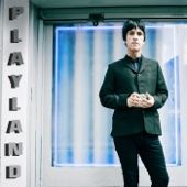 Playland - Johnny Marr Cover Art