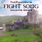 Listen to Fight Song / Amazing Grace music video