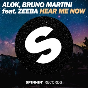 ALOK, BRUNO MARTINI Feat ZEEBA - Hear Me Now