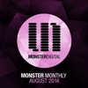 Monster Monthly - August 2014 - EP - Various Artists