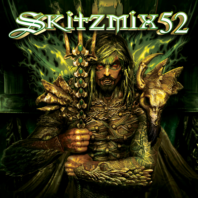 Various Artists-Skitzmix 52 (World Edition)