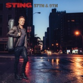I Can't Stop Thinking About You - Sting Cover Art