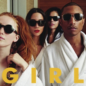 Pharrell Williams - Crystal Clear (CDQ)