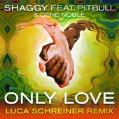 Only Love (feat. Pitbull & Gene Noble) [Luca Schreiner Island House Mix] - Single
