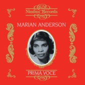 Marian Anderson in Oratorio and Spiritual Vol. 1
