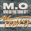 Who Do You Think Of The Remixes EP