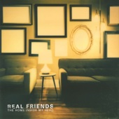 Real Friends - The Home Inside My Head  artwork
