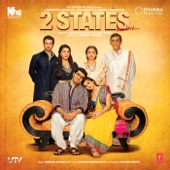 Shankar-Ehsaan-Loy - 2 States (Original Motion Picture Soundtrack) - EP artwork
