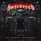 The Concrete Confessional - Hatebreed Cover Art