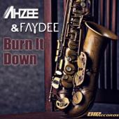 Burn It Down (Original Extended Mix) - Ahzee & Faydee