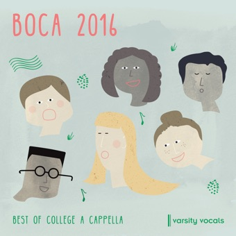 BOCA 2016: Best of College a Cappella – Various Artists