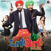 Santa Banta Pvt. Ltd. (Original Motion Picture Soundtrack) - EP - Jaidev Kumar, Jassi Katyal, Amjad Nadeem & Millind Gaba