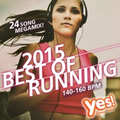 Best of Running 2015: 140 - 160BPM (24-Song Megamix!)