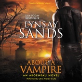 Lynsay Sands - About a Vampire: An Argeneau Novel (Unabridged)  artwork