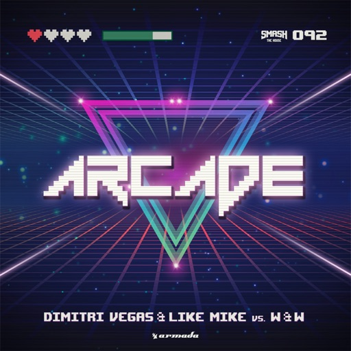 Dimitri Vegas & Like Mike & W&W - Arcade