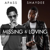 A Pass & Shaydee - Missing and Loving artwork