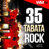 35 Tabata Rock Hits (20 Sec. Work and 10 Sec. Rest Cycles With Vocal Cues / High Intensity Interval Training Compilation for Fitness & Workout)