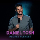 Cover to Daniel Tosh's People Pleaser