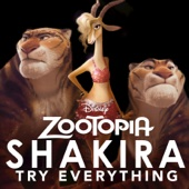 "Try Everything (From ""Zootopia"")"