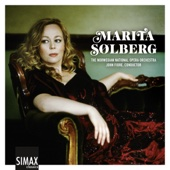 Marita Solberg, John Fiore & The Norwegian National Opera Orchestra - Marita Sølberg artwork