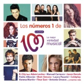 Various Artists - Los Nº1 de Cadena 100 (2016) portada