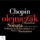 Chopin: 5 Mazurkas, Sonata in B-Flat Minor, Op. 35, Scherzo in B-Flat Minor, Op. 31, Waltzes, Nocturnes