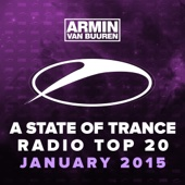 A State of Trance Radio Top 20 - January 2015 (Including Classic Bonus Track) cover art