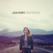Julia Nunes - Some Feelings  artwork