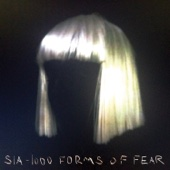 Sia - Chandelier artwork