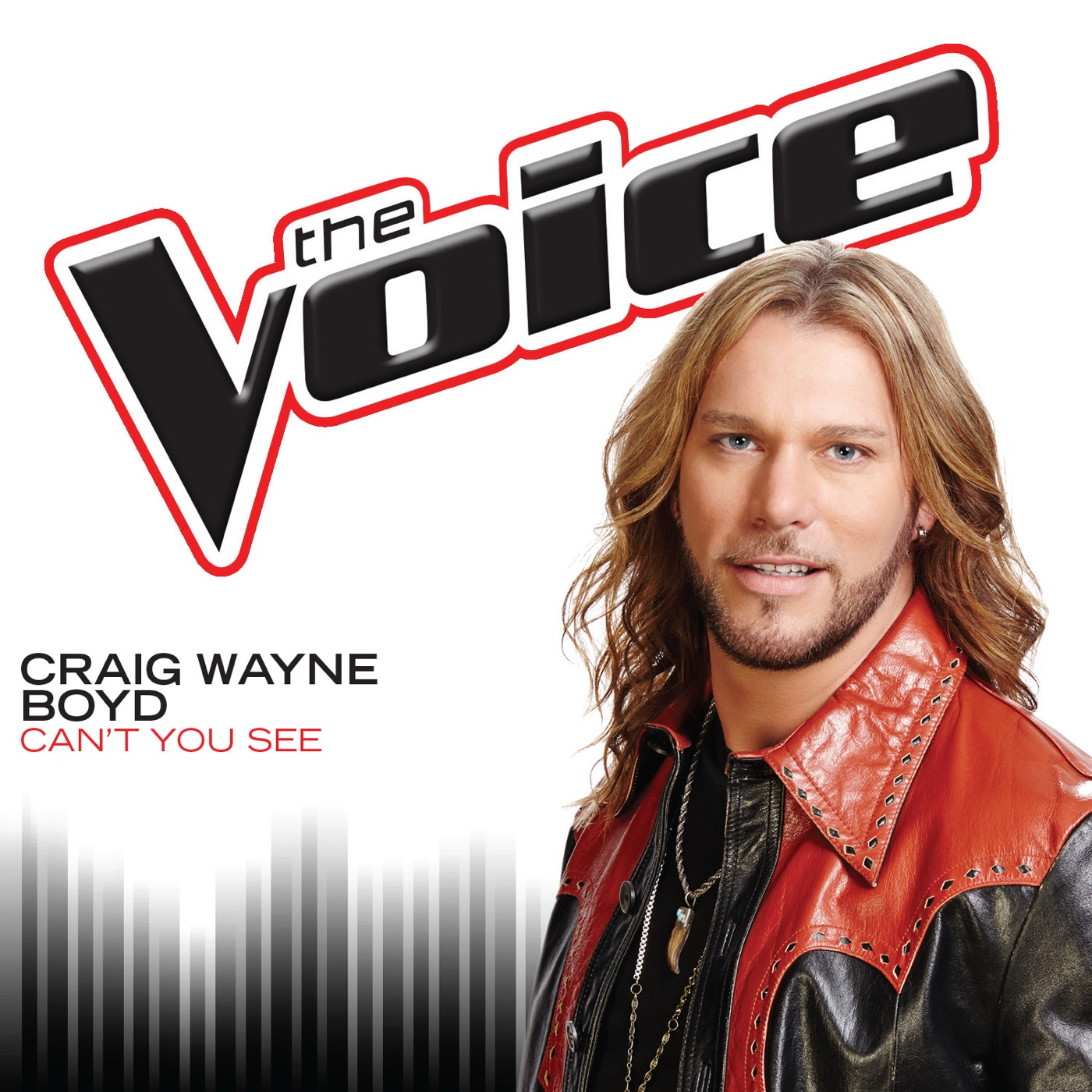 Craig Wayne Boyd - Can't You See (The Voice Performance) - Single
