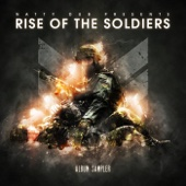 Rise of the Soldiers Album Sampler Pt 2 - Single cover art