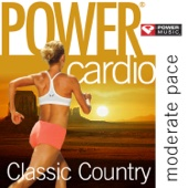 Power Cardio - Classic Country (45 Min Non-Stop Workout (122-126 BPM Perfect for Moderate Paced Walking, Elliptical, Cardio Machines and General Fitness))