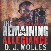 D.J. Molles - The Remaining: Allegiance (Unabridged)  artwork