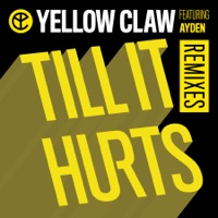 Till It Hurts Remixes Feat Ayden Ep Yellow Claw Mp3