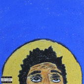 Raury - Indigo Child - EP  artwork