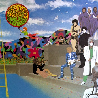 Around the World In a Day – Prince & The Revolution