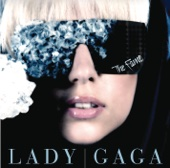 Lady Gaga - Poker Face artwork