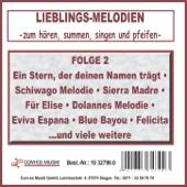 Lieblings-Melodien, Folge 2