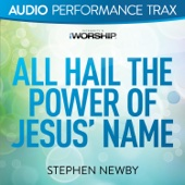 All Hail the Power of Jesus' Name (Audio Performance Trax) - EP
